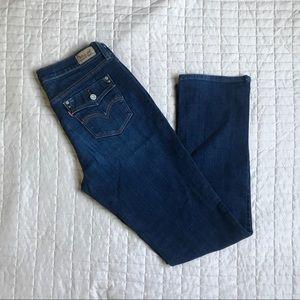 LEVI I 505 Straight Leg Jean